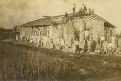 Stavba sokolovny